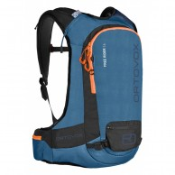 Ortovox Free Rider 16, ski backpack, blue sea