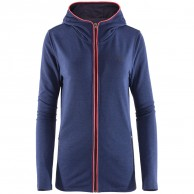 Outhorn Zomfy Hoodie, fleece jacket, women, blue