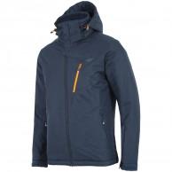 4F Magnus Long Vinter jacket, men, navy