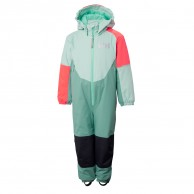 Helly Hansen Rider Ins suit, kids, blue haze