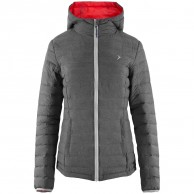 Outhorn Olivia, artificial down jacket, women, grey