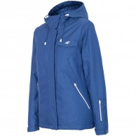 4F Renata womens ski jacket, navy