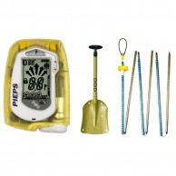 Pieps Micro BT, safety bundle with beeper, probe and shovel