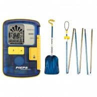 Pieps Powder BT, safety bundle with beeper, probe and shovel