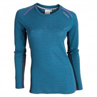 Ulvang Rav 100% round neck, women, blue