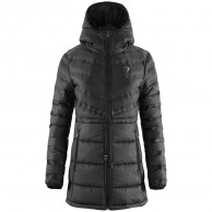 Outhorn Liva quilted parka, women, black