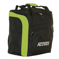 Accezzi Function, boot- and helmet bag, black/green