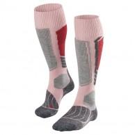 Falke SK1 ski socks, women, pink