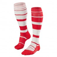 Falke SK4 ski socks, women, red/white, scarlet