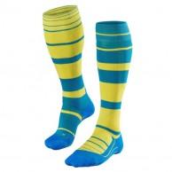 Falke SK4 ski socks, women, regatta