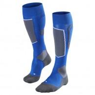 Falke SK4 Wool ski socks, men, cobalt