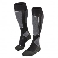 Falke SK6 ski socks, women, black