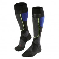 Falke ST4 ski socks, men, black