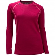 Ulvang 50Fifty 2.0 Round neck Ws, women, heady magenta