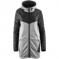 Outhorn Doris, long softshell jacket, women, grey
