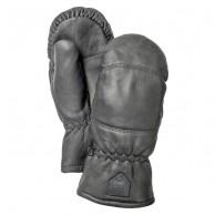 Hestra Leather Box ski gloves, kork