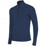 4F QuickDry fleecepulli,mens, blue