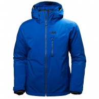 Helly Hansen Double Diamond ski jacket, mens, olympian blue