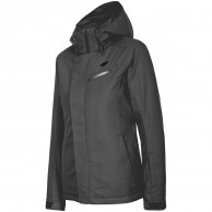 4F Gretha womens ski jacket, black