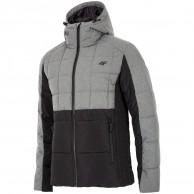 4F Gerhard artificial down jacket, men, black