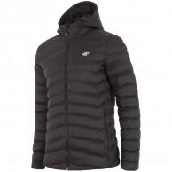 4F Gustav artificial down jacket, men, black
