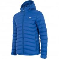 4F Gustav artificial down jacket, men, blue