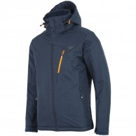 4F Leslie ski jacket, mens, dark blue