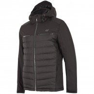 4F Freddie, ski jacket, men, black