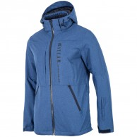 4F Jason ski jacket, mens, blue