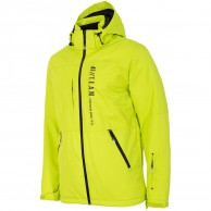 4F Jason ski jacket, mens, green