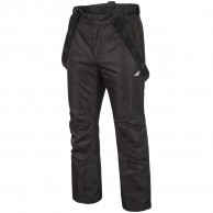 4F Mateus ski pants, men, black
