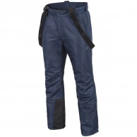 4F Mateus ski pants, men, navy