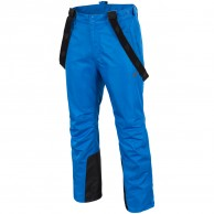 4F Mateus ski pants, men, blue