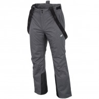 4F Mateus ski pants, men, grey