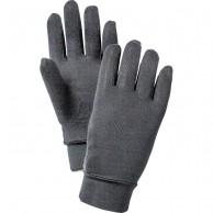 Hestra Silk Liner Active, black