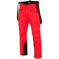 4F Herbert ski pants, men, red