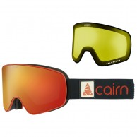 Cairn Polaris, Polarized goggles, mat black