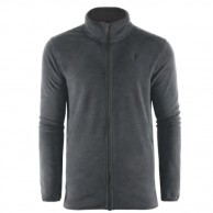 Outhorn fleece shirt, men, dark grey melange