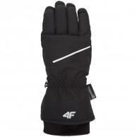 4F Thelma ski gloves, women, black