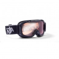 Demon Magic junior ski goggle, Matt Black