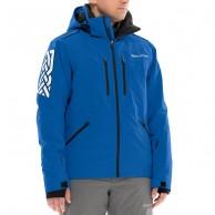 DIEL Aspen mens ski jacket, blue