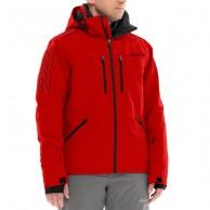 DIEL Aspen mens ski jacket, red