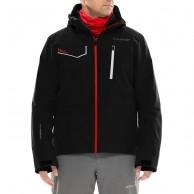 DIEL St. Anton mens ski jacket, black