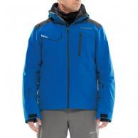 DIEL St. Anton mens ski jacket, blue