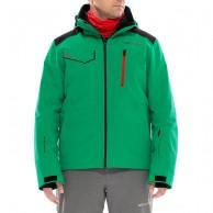 DIEL St. Anton mens ski jacket, green