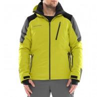 DIEL Méribel mens ski jacket, yellow