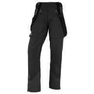 Kilpi Lazzaro, mens shell pants, black