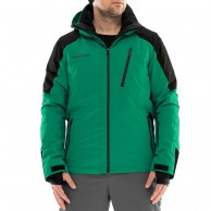 DIEL Méribel mens ski jacket, green