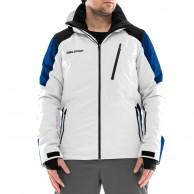 DIEL Méribel mens ski jacket, white