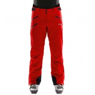 DIEL Alta Badia mens ski pants, red